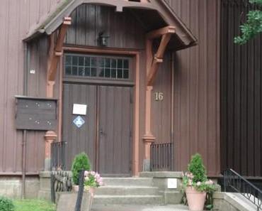 die Trinitatis Kirche in Braunlage