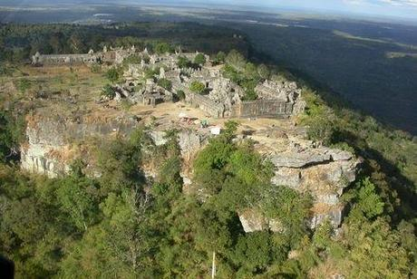 The History of Khmer-Thai Conflict at Preah Vihear