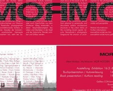 Ausstellung in Berlin: MOIAMO–Mein Moskau