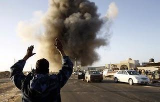 Libyen: westliche Berichterstattung als Kriegspropaganda demaskiert