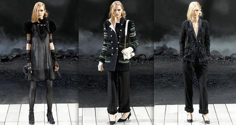 Chanel Fall Winter 2011 / 2012 Collection