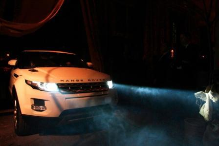 Range Rover Evoque Event in Berlin
