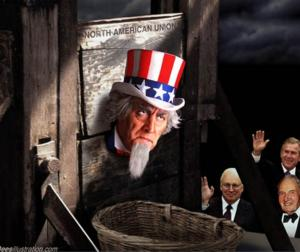 Uncle Sam is guilty - Bild: David Dees / ddees.com/ / CC BY