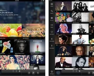 ALDI Life: ernsthafte Musikstreaming-Konkurrenz für Spotify?