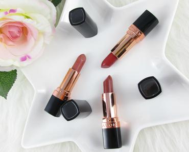 AVON Ultra Color Lipstick - Neue Metallic Farben