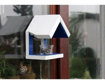 Vogelhaus-Bauanleitung zur Vogelbeobachtung