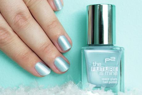 P2 the future is mine Nagellack