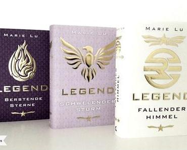 "[Review mal anders] ""Legend-Trilogie"" von Marie Lu"
