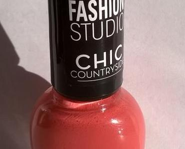 [Nails Saturday] Astor Fashion Studio Chic Countryside Matte Collection 401 Cherry Pie (LE) + Astor Fashion Studio Chic Countryside Matte Collection 410 Silk Scarf (LE)