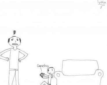 Kinder unter sich: Was, wenn ich nur noch gamen will?