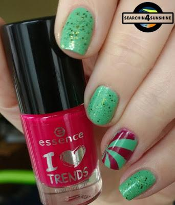 [Nails] Specialties mit Sally Hansen 842 Mojito
