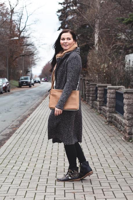 Kleidermaedchen Modeblog, erfurt, thueringen, berlin, fashionblog, Outfit, kleidermaedchen.de, Jeans Topshop Jamie, Schal Topshop, Cardigan Zara, Chloé Stiefeletten, Umhängetasche