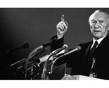 Konrad Adenauer: Der Gründungskanzler