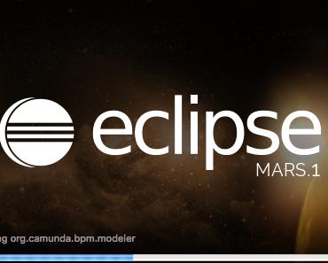 UML Designer 5.0 für Eclipse Mars.1 installieren