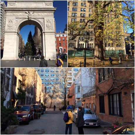 A walk with an Apple Greeter – oder – Unsere Woche in New York #2