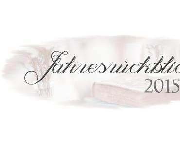 [Jahresrückblick] Mein Lesejahr 2015