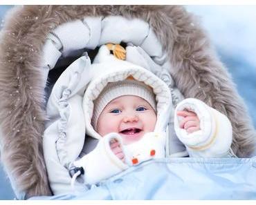 Babys im Winter richtig ankleiden