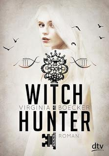 [Bloggeraktion] Witch Hunter - Virginia Boecker