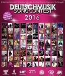 """Deutschmusik Song Contest 2016: Zwischenergebnis """"Das große Fan-Voting"""""""