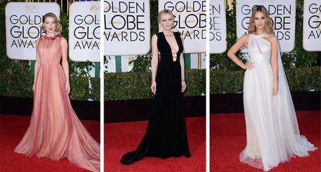 Amber Heard, Kirsten Dunst, Lily James (v.l.), Foto: picture alliance / abaca, Hahn Lionel