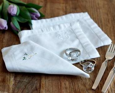 Kitchen Must-Have: Stoffservietten / Cloth Napkins