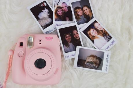 Review Fujifilm 16273166 Instax Mini 8 Sofortbildkamera