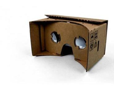 Google Cardboard – Die VR Brille bekommt nun Raumklang