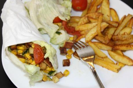 Salatwrap our clean journey vegan blog