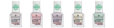 essence Sortimentswechsel Frühling Sommer 2016 Neuheiten - Preview - colour & care strengthening nail polish