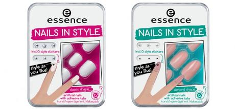 essence Sortimentswechsel Frühling Sommer 2016 Neuheiten - Preview - nails in style