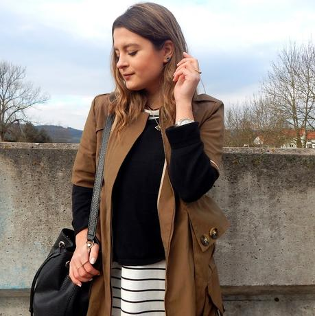 Outfit: Streifenliebe