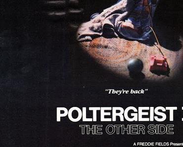 Review: POLTERGEIST II & III - Der Fluch der Serie