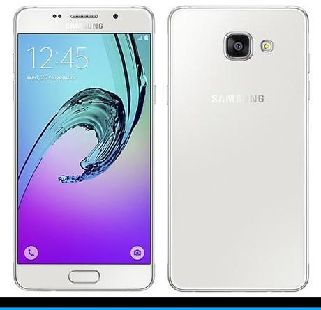 Das neue Samsung Galaxy A5 2016