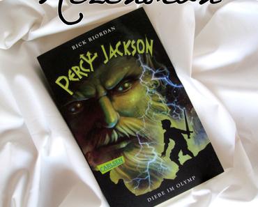 "Rezension | ""Percy Jackson - Diebe im Olymp"" - Rick Riordan"