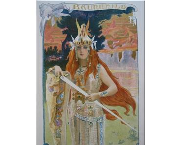 Nibelungen Sage 7/28 ⋅ Wie Gunther Brunhild gewann