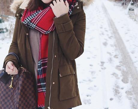 Outfit: Winter Walk