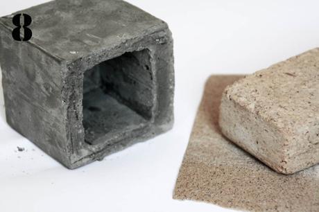 beton trifft holz aufbewahrung mit material mix. Black Bedroom Furniture Sets. Home Design Ideas
