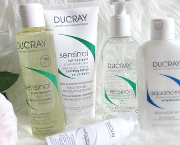 DUCRAY - Sensinol & Squanorm Dermo Kosmetik für Haut & Haar