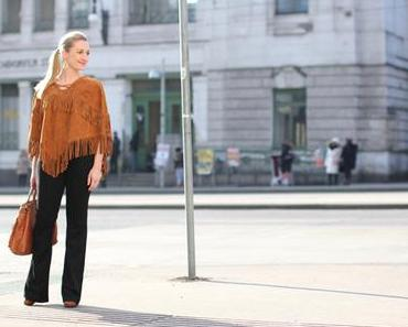 Fashion trend S/S 2016: Fringes & lace-up