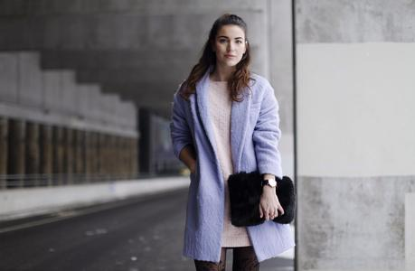 monki dress fashion week outfit pantone 2016 serenity rose quartz winter pastels halb quer