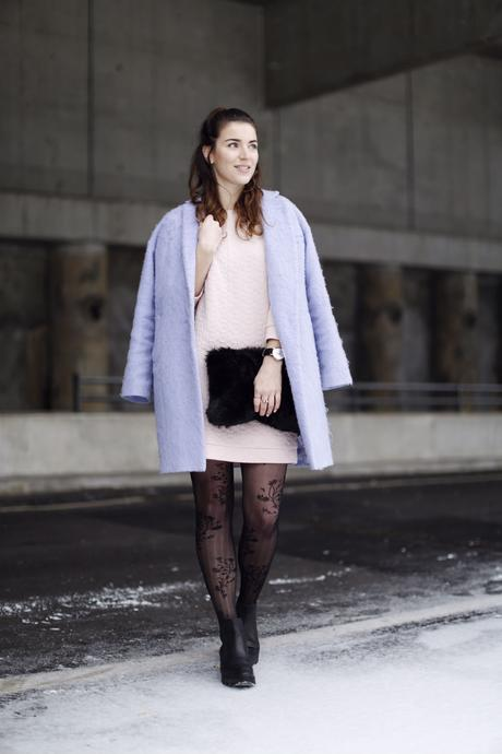 monki dress fashion week outfit pantone 2016 serenity rose quartz winter pastels hoch ganz 2