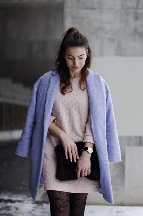 monki dress fashion week outfit pantone 2016 serenity rose quartz winter pastels halb hoch