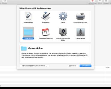 Mac Watch Folder Evernote – PDF Dateien automatisch verschlüsseln