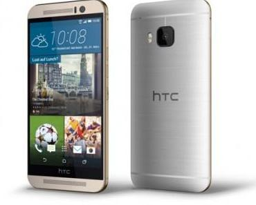 HTC One M9 Geräte erhalten Android 6.0 Update in Deutschland