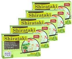 Asiatica – Shirataki Konjak Nudel ohne Kohlenhydrate