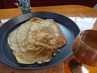 Ein Loblied auf den Eier-Pfannkuchen