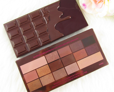 Makeup Revolution - I Heart Makeup - Death by Chocolate Eyeshadow Palette