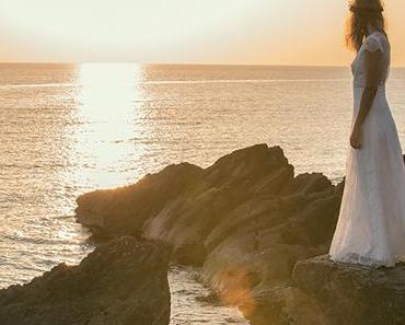 Wedding-Shooting auf Mallorca: Bezaubernde Fotos im Brautkleid