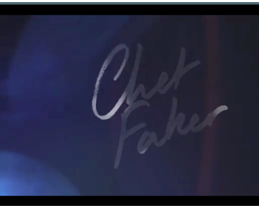 Chet Faker Live from Sydney Opera House Forecourt