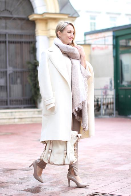Layering in white